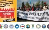 SGBP'DEN YATAĞAN İŞÇİSİNE TAM DESTEK!