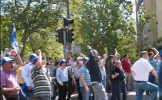 1 Mayıs'ta Kristal-İş'lilere Polis Şiddeti