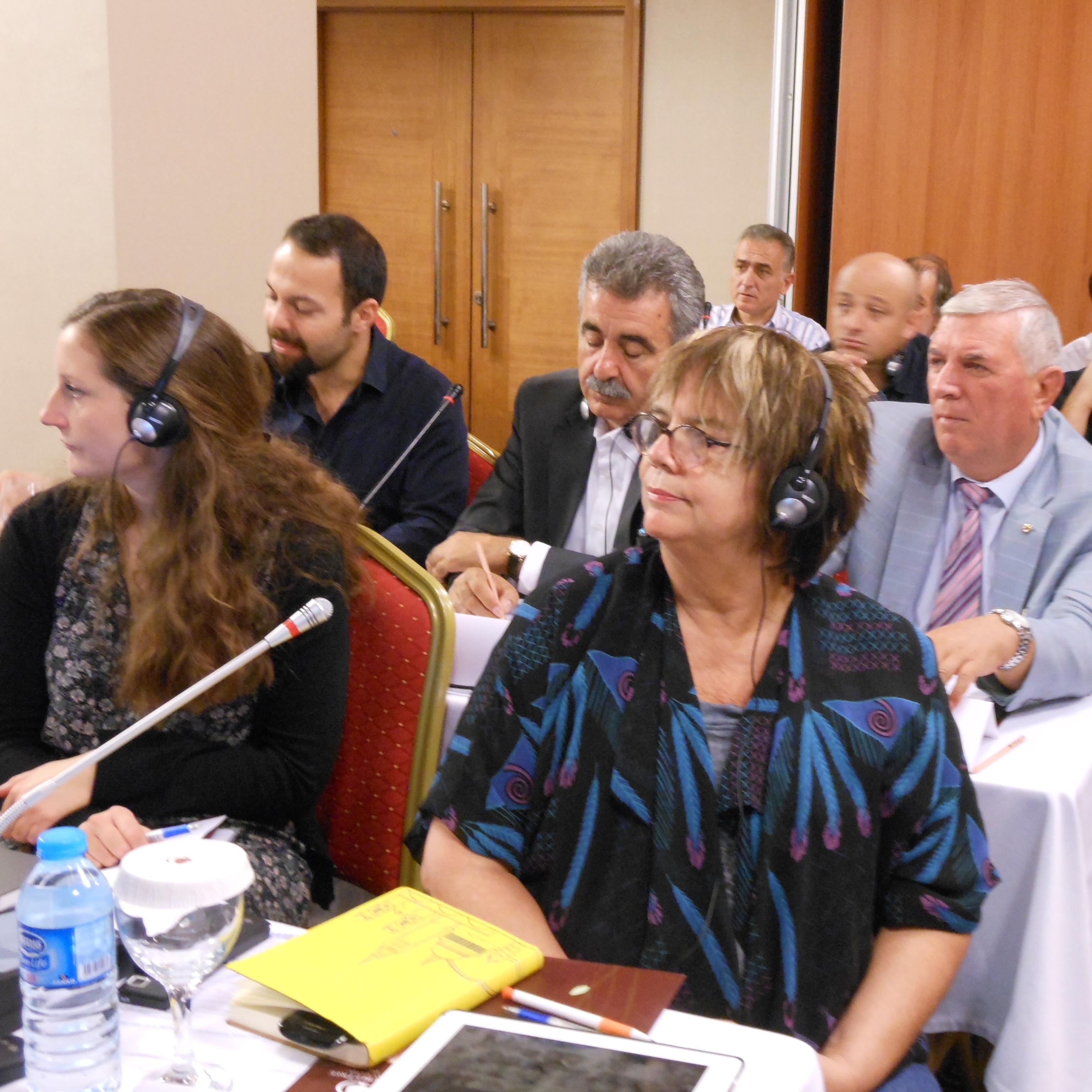Uluslararası Emek Örgütleri ve ILO'dan Ankara'da Ortak Toplantı