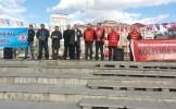 Trakya Şubemiz 'Köleliğe Karşı Direnişçi' Eylemlerine Katıldı