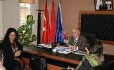 HDP Beykoz Belediye Başkan Adayı Birgül Hakan sendikamızı ziyaret etti