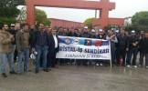 Selka Prefabrik'de İşçiler Sendikamıza Üye Oldukları İçin İşten Atıldılar