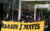 1 Mayıs'ı Trakya'da coşkuyla kutladık