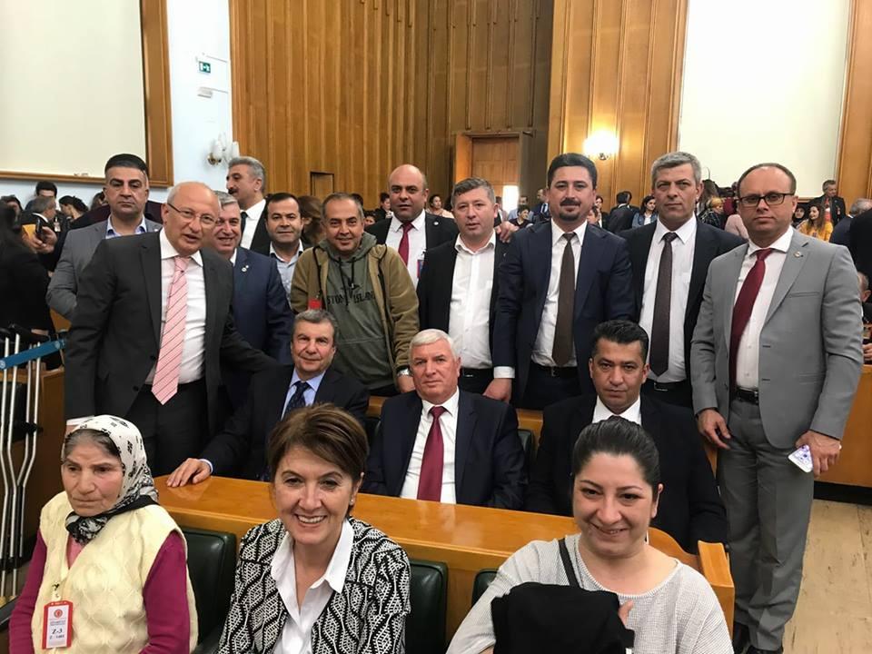 10 Nisan 2018 CHP Grup Toplantısı