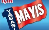 Ekmek Ve Özgürlük İçin 1 Mayıs'ta Alanlardayız!
