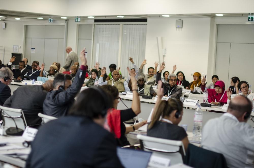 IndustriALL'un Yürütme Komitesi Toplantısı