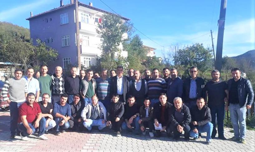 Samsun Çetaş Cam Toplantısı 27.10.2018 (2)