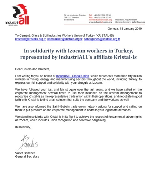 IndustriALL Global