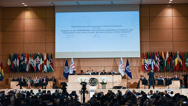 ILO Toplantısı