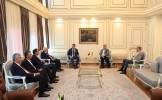 Sendika Başkanlarından Ekrem İmamoğlu'na Ziyaret