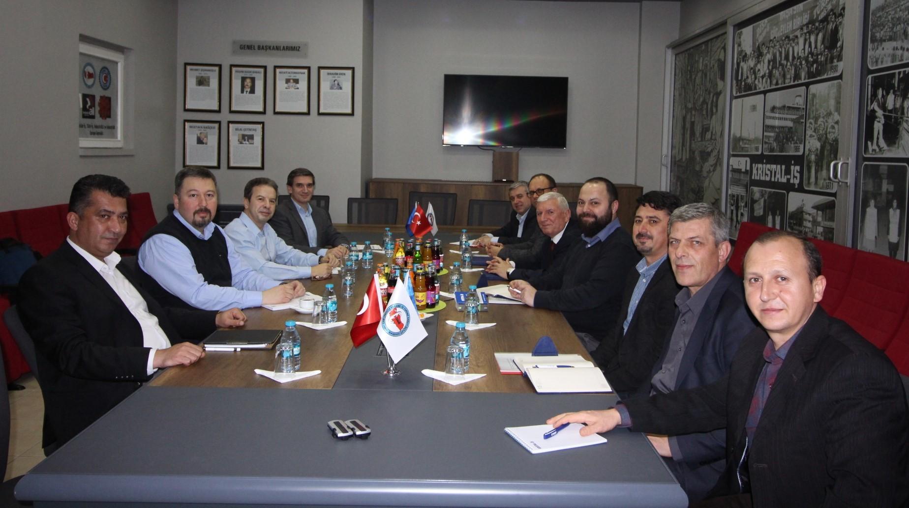 Knauf Insulation İzolasyon Sanayi ve Ticaret A.Ş. ile toplu iş sözleşmesi görüşmeleri başladı