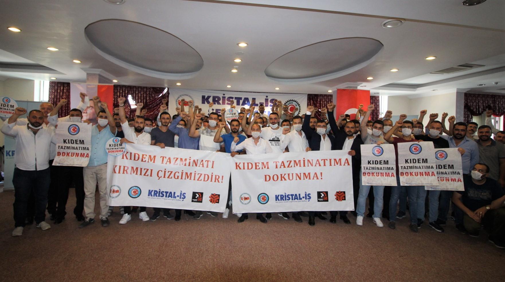 Ankara Şubemizin 1. Olağan Genel Kurulu gerçekleştirildi