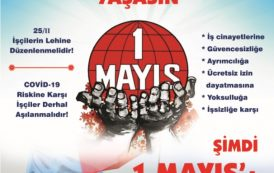 Yaşasın 1 Mayıs!