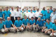 Yönetim Kurulu Üyelerimiz Fabrika Ziyaretlerine Devam Ediyor