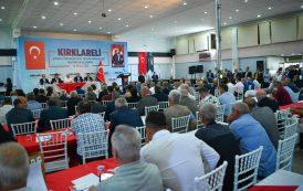 Kemal Kılıçdaroğlu Kanaat Önderleriyle Bir Araya Geldi
